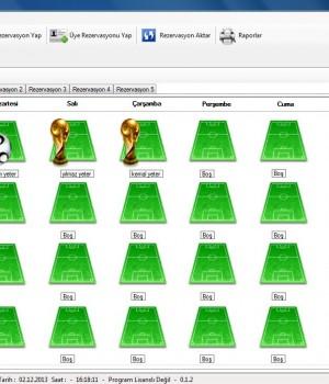 Diclesoft Halı Saha 2014 Ekran Görüntüleri - 6