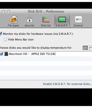 Disk Drill Ekran Görüntüleri - 1