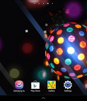 Disko Topu Canlı Duvar Kağıdı Ekran Görüntüleri - 6