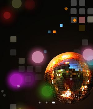 Disko Topu Canlı Duvar Kağıdı Ekran Görüntüleri - 3