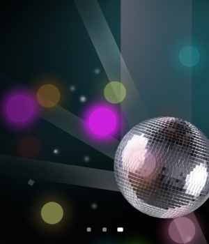 Disko Topu Canlı Duvar Kağıdı Ekran Görüntüleri - 1