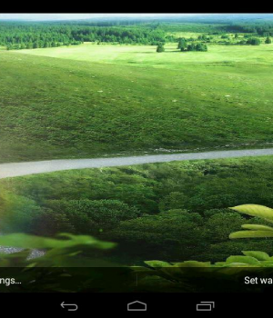Dokunmatik Güneş ve Çim Ekran Görüntüleri - 3