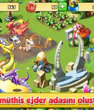 Dragon Mania Ekran Görüntüleri - 4