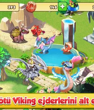 Dragon Mania Ekran Görüntüleri - 1