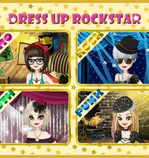 Dress Up! Rockstar Ekran Görüntüleri - 4