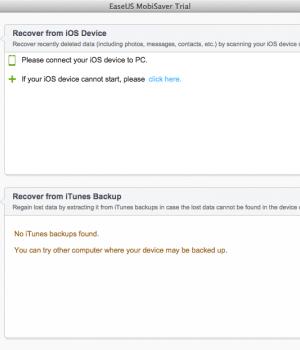 EaseUS MobiSaver for Mac Ekran Görüntüleri - 2