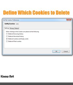 Eat My Cookies for Firefox Ekran Görüntüleri - 1