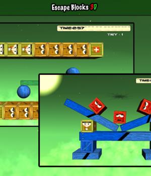 Escape Blocks 3D Ekran Görüntüleri - 1