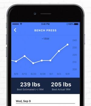 Exercise Tracker Ekran Görüntüleri - 3