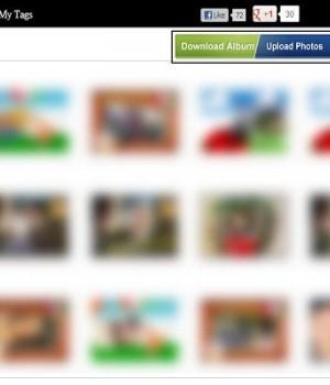 Facebook Album & Photo Manager Ekran Görüntüleri - 2