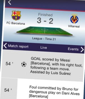 FC Barcelona Official App Ekran Görüntüleri - 3