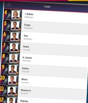 FC Barcelona Official App Ekran Görüntüleri - 1