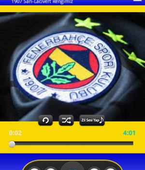 Fenerbahçe Zil Sesleri Ekran Görüntüleri - 3