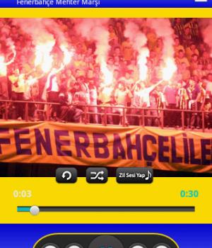 Fenerbahçe Zil Sesleri Ekran Görüntüleri - 1