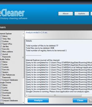 File Cleaner Ekran Görüntüleri - 3