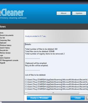 File Cleaner Ekran Görüntüleri - 2