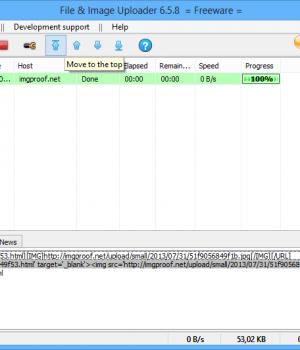 File & Image Uploader Ekran Görüntüleri - 2