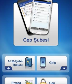 Finansbank Cep Şubesi Ekran Görüntüleri - 5