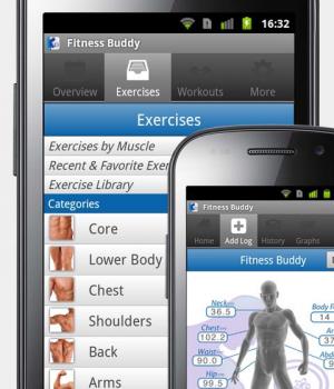Fitness Buddy FREE Ekran Görüntüleri - 5