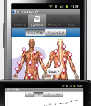 Fitness Buddy FREE Ekran Görüntüleri - 2
