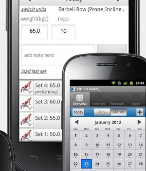 Fitness Buddy FREE Ekran Görüntüleri - 1