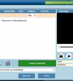 Free AVI Converter Ekran Görüntüleri - 1