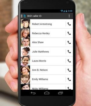 Full Screen Caller ID - BIG! Ekran Görüntüleri - 3