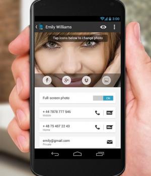 Full Screen Caller ID - BIG! Ekran Görüntüleri - 2