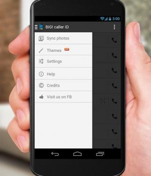 Full Screen Caller ID - BIG! Ekran Görüntüleri - 1