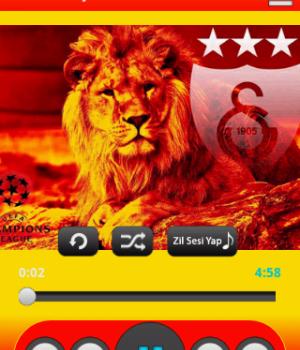 Galatasaray Marşları Ekran Görüntüleri - 5