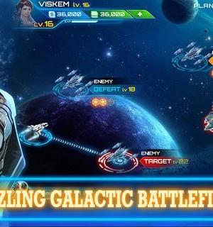 Galaxy Legend Ekran Görüntüleri - 2