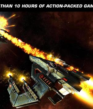 Galaxy on Fire 2 HD Ekran Görüntüleri - 1