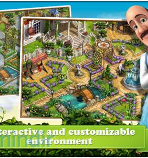Gardenscapes Ekran Görüntüleri - 2