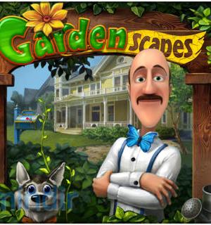 Gardenscapes Ekran Görüntüleri - 1