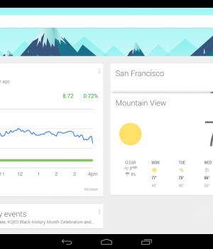 Google Now Launcher Ekran Görüntüleri - 4