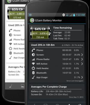 GSam Battery Monitor Ekran Görüntüleri - 3