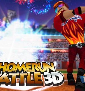 Homerun Battle 3D FREE Ekran Görüntüleri - 1