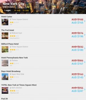 HotelsCombined Ekran Görüntüleri - 4