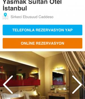 HotelsCombined Ekran Görüntüleri - 2