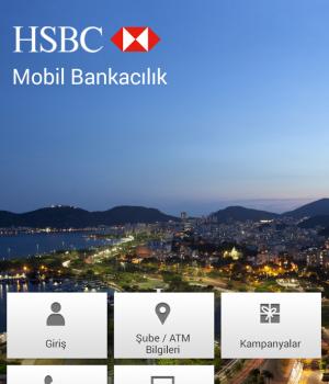 HSBC Mobil Bankacılık Ekran Görüntüleri - 5
