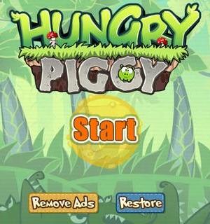 Hungry Piggy Free Ekran Görüntüleri - 1