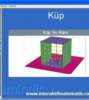 İnteraktif Matematik Ekran Görüntüleri - 1