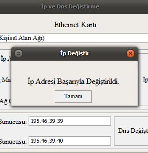 Ip ve DNS Değiştirme Ekran Görüntüleri - 3