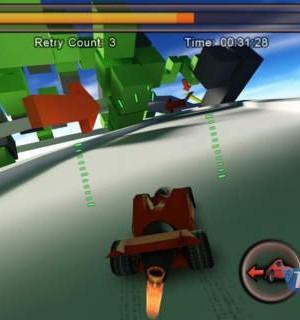 Jet Car Stunts Lite Ekran Görüntüleri - 5