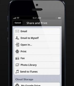 JotNot Scanner Ekran Görüntüleri - 2