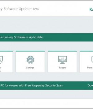 Kaspersky Software Updater Ekran Görüntüleri - 4