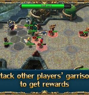 King's Bounty: Legions Ekran Görüntüleri - 5
