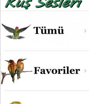 Kuş Sesleri Ekran Görüntüleri - 5