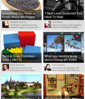 Learnist Ekran Görüntüleri - 1