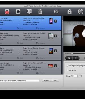 MacX Video Converter Pro Ekran Görüntüleri - 3